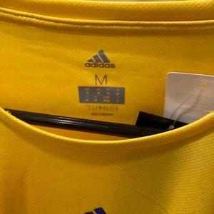 2018 Adidas BAA 5k shirt.  Size M